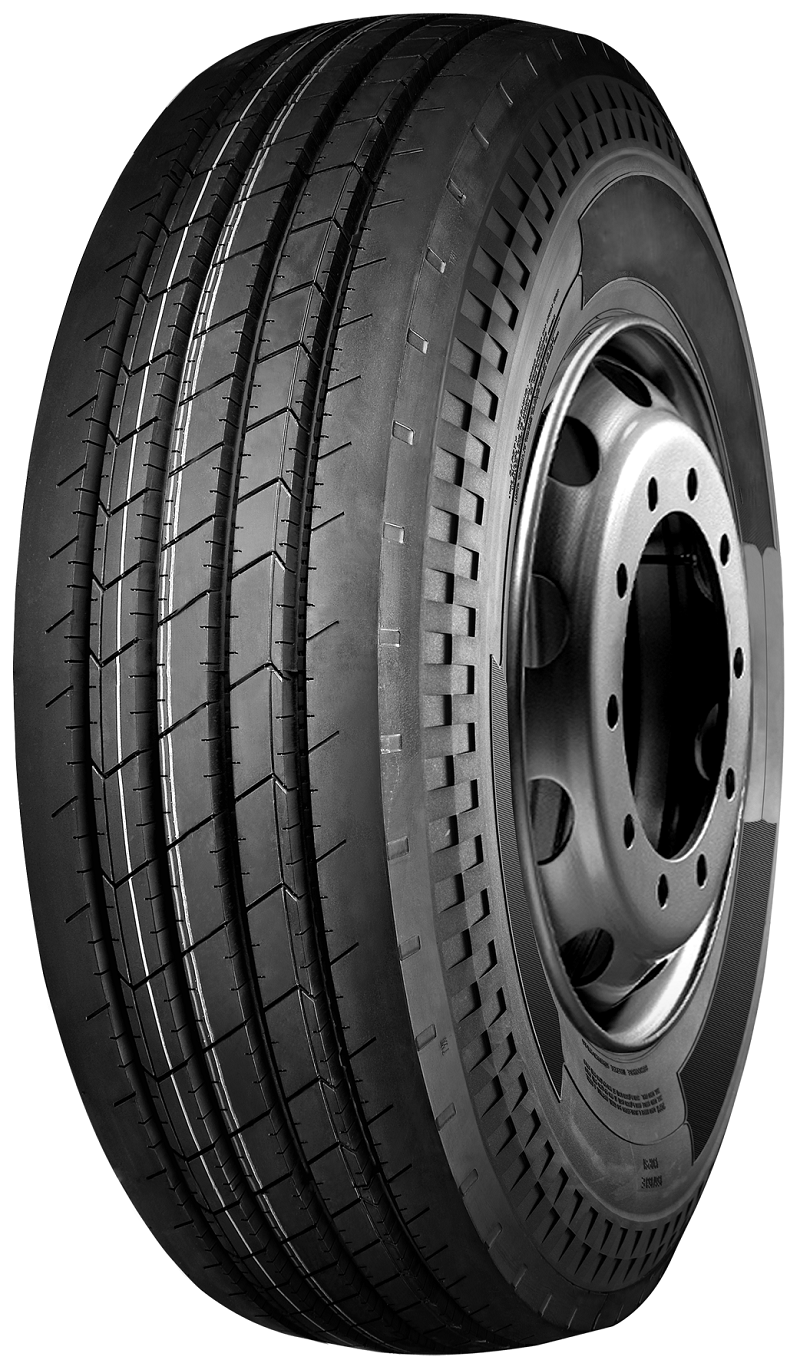 Medium and Long distance high speed truck tyre 666